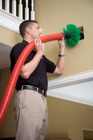 Pros for having your air ducts cleaned professionally