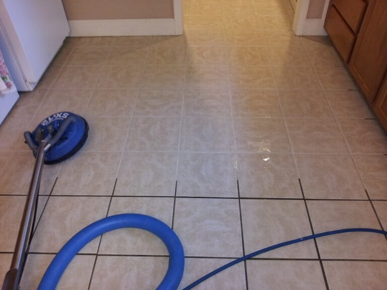 Tile And Grout Cleaning Ann Arbor